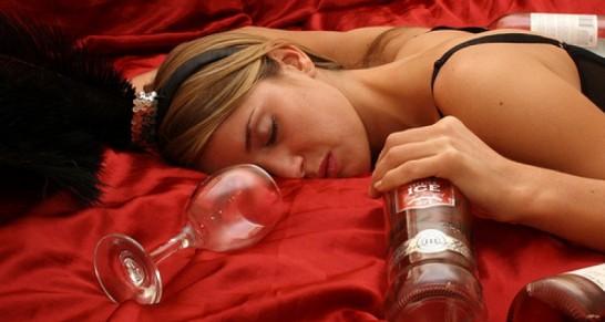 Действие алкоголя на растущий организм