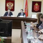 Встреча молодых бизнесменов с губернатором